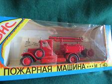 BIG SALE USSR Russian Trucks 1/43 Scale LOMO etc. ALL NEW BOXED Truck #13 ZIS-?