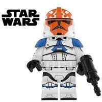 Clone Trooper Ahsoka Tribute Star Wars Custom For Lego Minifig Mini Figure 6