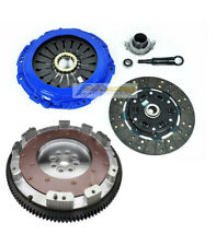FX STAGE 1 CLUTCH KIT+ALUMINUM FLYWHEEL for SUBARU IMPREZA WRX STi EJ257 6-SPEED