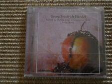 Georg Friedrich Händel Suites de pieces pour le clavecin 1720 Remy CD - 2 CDs
