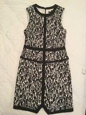 Ladies Jayson Brunsdon Black Label Fully Lined Sleeveless Dress Size 10