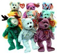 TY Beanie Teddy Bears OVER 50 CHOOSE ONE