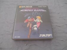 >> DEAD ZONE SHOOT NES FAMICOM DISK SYSTEM JAPAN IMPORT NEW FACTORY SEALED! <<