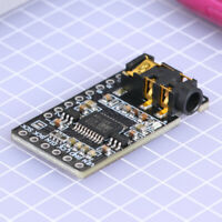 PCM5102 DAC Decoder 3.5mm Stereo Jack I2S Player Module for Raspberry Pi USA
