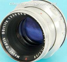 Meyer-Optik Görlitz PRIMOPLAN 1:1.9/58mm Lens M42 FILM + DIGITAL SLR & Micro 4/3