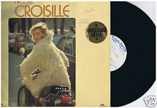 LP TEST PRESSING NICOLE CROISILLE PARTIR
