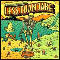Less Than Jake - Voeux & Salutations Neuf CD
