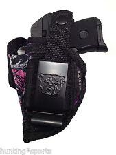 Bulldog Muddy Girl Gun Holster fits Ruger LCP 380