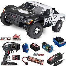 Traxxas 1/10 Slash 4X4 Brushless RTR Short Course Truck w/ TQi / OBA / TSM FOX