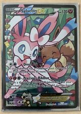 Pokemon Card Sylveon EX RC32/RC32 Radiant Collection NM