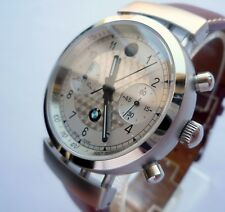 BMW 328 Classic Racing Car Accessory Mille Miglia Swiss Made Chronograph Watch