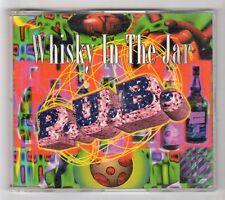 (HA878) P.U.B, Whisky In The Jar - 1995 CD