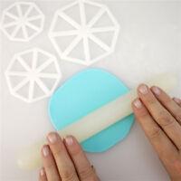 Fondant Cake Cookie Sugarcraft  Plunger Decorating Baking Tool Mould Pro.