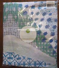 Pillow Shams Duvet Cover Boho Dreamland Queen Full 3 pc Set All Cotton NWT Retro
