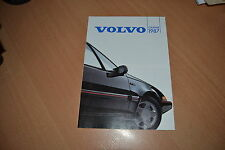 CATALOGUE gamme Volvo de 1987 n°2