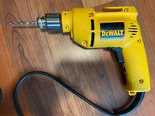 "DEWALT DW100 CORDED ELECTRIC 3/8"" VSR DRILL DRIVER"