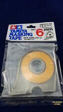 Tamiya 87030 6mm Masking Tape with Dispenser Plastic Model Paint Tool