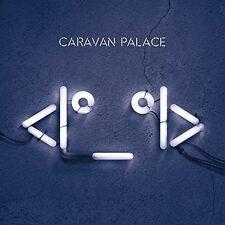 Caravan Palace - Robot Face [New Vinyl LP] UK - Import