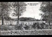 PARIGNE-LE-POLIN (72) VILLAS & EGLISE en 1928