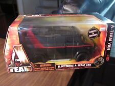 A-Team Electronic Van Lights & Sounds New In the Box 2010 Jazwares Movie Nice