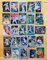 $25 MLB Baseball Card Lot, Jersey, AUTO, SP, Refractor, Luis Robert RC!