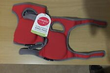 Kneelo Knee Pads by Burgon & Ball One Size in Red/Grey