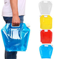 Foldable Outdoor Sports Picnic Bucket Storge Container Water Bags Portable Bag
