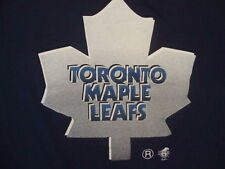 NHL Toronto Maple Leafs Canada Canadian National Hockey League T Shirt L / XL