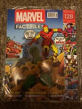 Eaglemoss Marvel Fact Files - Edition #128 - Iron-Man Cover