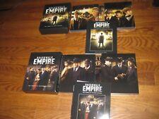 Lot of [2] Boardwalk EMPIRE: The Complete Season's 1 & 2 Blu-ray Disc) Fast Ship