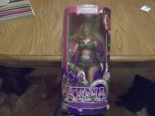 "CALLISTO--XENA WARRIOR  PRINCESS-12"" ACTION FIGURE-TOY BIZ 1998 NEW-HUDSON LEICK"