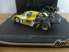 Porsche 956 Joest New Man n°7 winner Le Mans 1984 HPI Racing 1/43