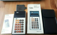 Calculatrice GALFA ROCKWELL Model 81/3 Made in Japan Calculator Electronic