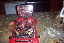 Spider-man 3 - MGA ENTERTAIMENT  - Electronic Pinball Game GREAT WORKING CONDITI