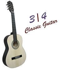 Konzertgitarre, Modell 3/4-classic-jugend- MI natur Lern u. Schulgitarre!n