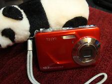Kodak EasyShare C180 10.2MP Digital Camera - Red