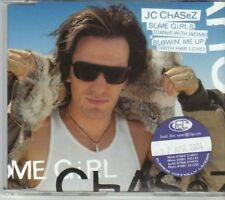 (DH890) JC Chasez, Some Girls (Dance With Women) - 2004 DJ CD