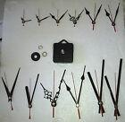 Mouvement d'horloge de Quartz (mécanisme). Complet avec mains et fixations