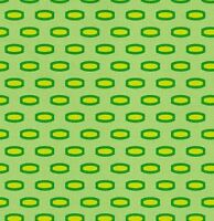 Heather Bailey Bijoux Mod Beads in Lime Fabric 1yd HB11 100% Cotton