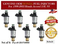 8 Fuel Injector OEM DENSO for 1990-1992 Lexus LS400 4.0L V8 #23250-50010