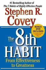 The 8th Habit: From Effectiveness to Greatness by Stephen R. Covey (2004)