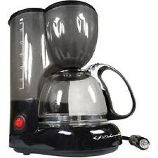 12 Volt PORTABLE COFFEE MAKER brew pot 12V  RV camper trucker 10 cup Schumacher