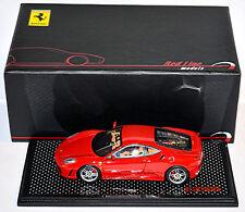 Ferrari F430 Berlinetta 2005-09 ROJO RED 1:43 RED LINE