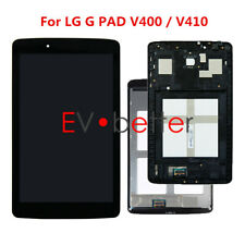 CA For LG G Pad 7.0 LTE LG-V410 V410 LCD Display Touch Screen Assembly ± Frame