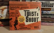 TWIST & SHOUT - VARIOUS ARTISTS - DIGIPAK CD  NEW  FREE 1ST CLASS SHIPPING