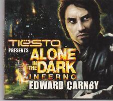 Tiesto-Edward Carnby cd maxi single digipack