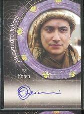 Stargate SG-1 Season 9 Autograph Auto A83 Alessandro Juliani