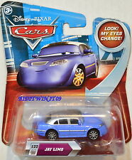 DISNEY PIXAR CARS LOOK MY EYES CHANGE JAY LIMO #122