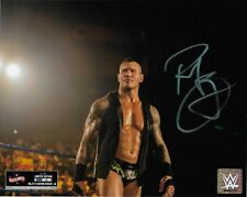 RANDY ORTON WWE WRESTLEMANIA LIMITED EDITION SIGNED AUTOGRAPH 8X10 PHOTO 29/36