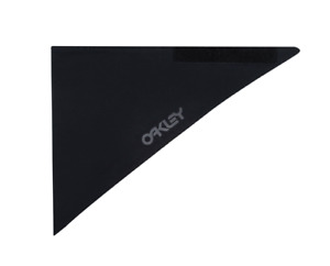 New Oakley Hydrolix Bandana Face Cover Mask Shield Blackout Black Adjustable